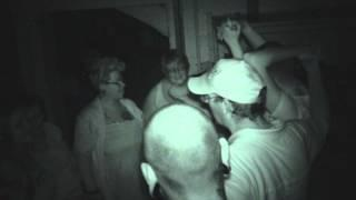 Red Lion Hotel ghost hunt emotions in the cellar
