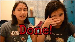 Storytime: Why We Quit Youtube!!! + OUR HAUNTED HOUSE!!!