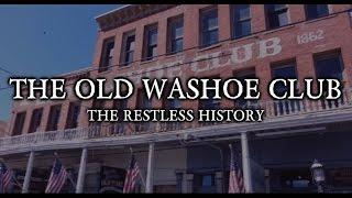 The Old Washoe Club - The Restless History (2014)