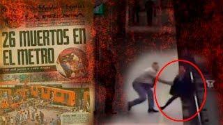 9 Macabros Asesinos del Metro de la Ciudad de México