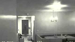 Ghost Caught on Camera in Burbank Cafe