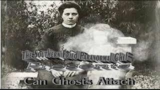 Southern Fried Paranormal Chef Can Ghosts Attach
