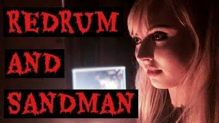 PLAYING REDRUM & SANDMAN! Ft. Paranormal Kativity
