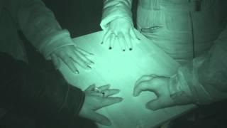 Fort Borstal ghost hunt - 17th October 2015 - Table Tilting