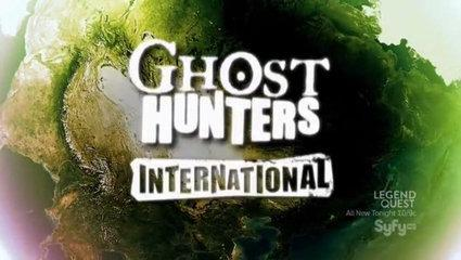 Ghost Hunters International [VO] - S03E05 - Murders and Mysteries - Dailymotion