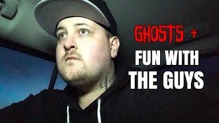 Haunted Abandoned WW2 Base + Fun Chat