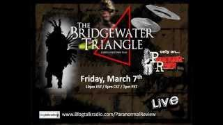 Paranormal Review Radio - The BridgewaterTriangle Documentary Film