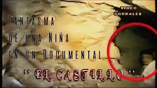 Fantasma de Niña en un Documental (Video Paranormal)