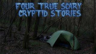 4 True Scary Cryptid Stories (Ft. Joey's Nightmares)