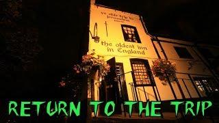 HBI HAUNTED BRITAIN INVESTIGATIONS - RETURN TO THE TRIP PARANORMAL INVESTIGATION
