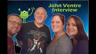 John Ventre Talks About UFOs, Aliens, and Fallen Angels