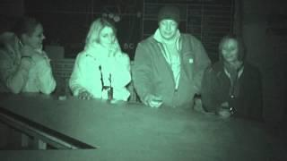 Landguard Fort, Felixstowe ghost hunt. KII Activity on Command