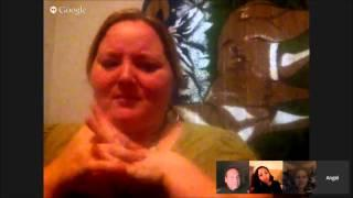 Spirit Seekers Den chat with Angel Thompson, psychic medium 001
