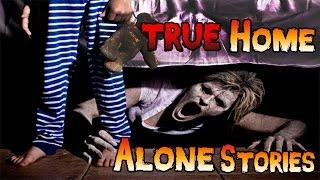 4 TRUE Scary Home alone stories