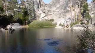 """Lake Margaret California - Part 9 """"Skipping Rocks At Sunset"""""""