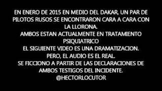#GritoPop | LA LLORONA DEL DAKAR | VIDEO EXCLUSIVO