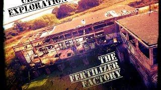 URBAN EXPLORATION - Abandoned Fison Fertilizer Factory in Essex. September 2016