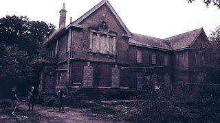 EXPLORING JOE WELLER MENTAL ASYLUM (WARNING PARANORMAL ACTIVITY!)