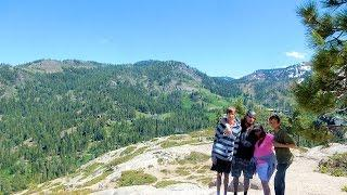 """Five Lakes Granite Chief Wilderness - Part 13 """"A Force Of Nature With A View"""""""