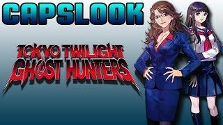 O JRPG BIZARRO DO PS4 - CAPSLOOK - Tokyo Twilight Ghost Hunters - Special Gigs