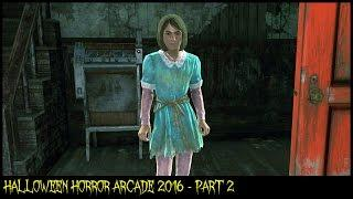 The Grandchester Mystery Mansion (Pt.2) Halloween Horror Arcade 2016