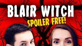 Blair Witch (2016) Review with Austin Putnam!