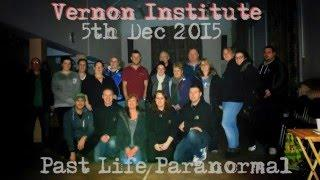 Ghost Hunt at Vernon Institute Dec 5th 2015