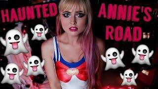 """HAUNTED """"ANNIE'S ROAD""""!"""