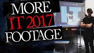 More Unseen IT 2017 Pennywise Footage and Crew Pictures