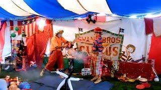 Swan Bros Comical Circus - July 31st 2014