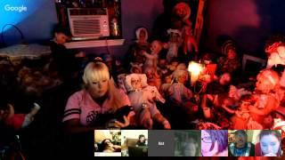 PARANORMAL HAUNTED DOLL HANGOUT, GHOST BOX, PENDULUM AND MORE