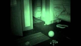 Ghost Video #5 Villisca Children's Room -K-2, rattling noise,  ball moves, knocking sound