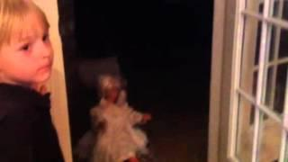 Ghost doll at door season2 video 21