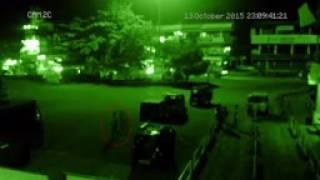 Real Paranormal Activity Caught on CCTV Camera   Ghost Following Man Caught On Camera  ghost hunting