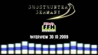 Geisterjäger - Radio FFH Interview (30.10.09)