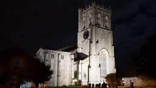 Ghost Caught On Tape Makes Contact At Haunted Church - Real Paranormal Activity