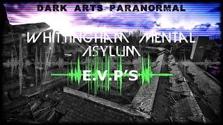 Spine Chilling  EVP Recordings @ Whittingham Mental Asylum (Paranormal Investigation)