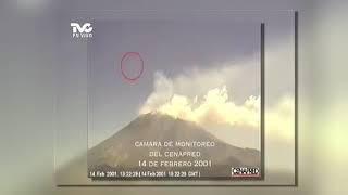 OVNIS increíbles sobre los Volcanes mexicanos I LA OTRA REALIDAD