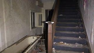 Abandoned HAUNTED Mental Home | Extreme PARANORMAL Activity Caught On Camera