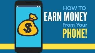 How To Earn  1500$  with andriod mobile trick 2016
