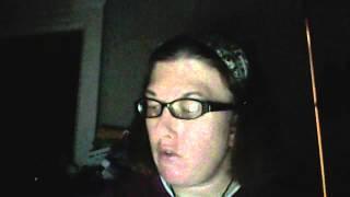 Nicole's Vlog's: SpiritBox in the dark session.