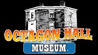 Octagon Hall oddity, Caught on cam, physical manipulation by a ghost or spirit?