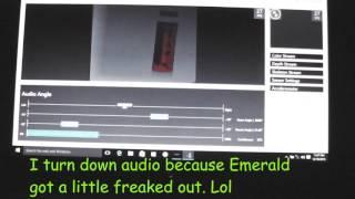 Roads Hotel 12/ 18/ 15 Session Jessica&Emerald Part 3 with Seek the Truth Paranormal Investigations