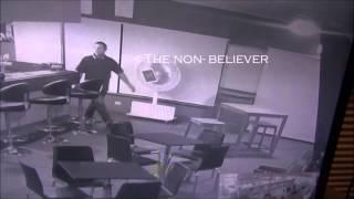Real Poltergeist Activity - RAW FOOTAGE -Haunted Tavern - Perth