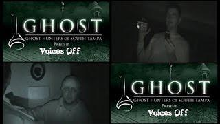 "G.H.O.S.T. Ghost Hunters Of South Tampa ""Voices OFF"" Pt. 1 Paranormal Investigation"