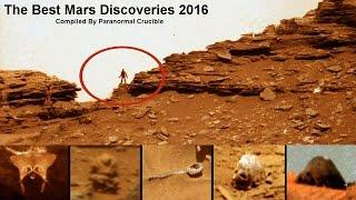 The Best Mars Discoveries Of 2016