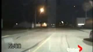 Meteor, UFO, Or Other Strange Phenomena