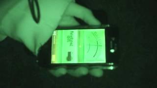 Bachelor's Grove Cemetery - Loud Bark & iPhone Paranormal State EMF Detector