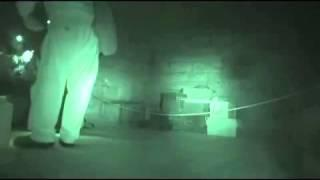 """EVP """"why?"""" recorded at Fort Wayne October 2011"""