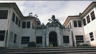 HEARING DEAD CHILDREN SPEAK IN THE MOST HAUNTED ASYLUM IN COSTA RICA - The Paranormal Files, Ep. 15